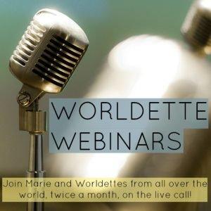Worldette Webinars