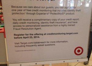 Target ID Theft Resolution