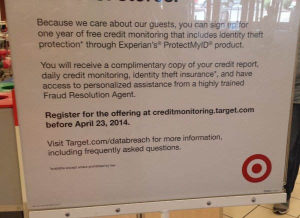 Target ID Theft Resolution