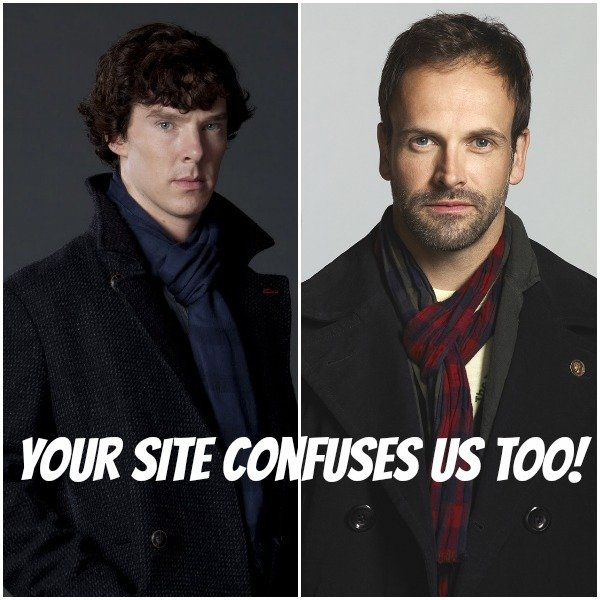 Even Sherlock is Confused