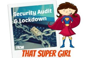 Security Audit & Lockdown